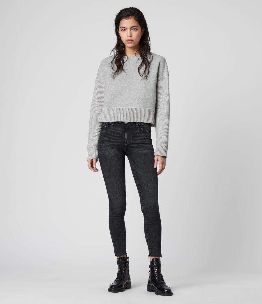 Womens Perla Sweater (grey_marl) - Image 3