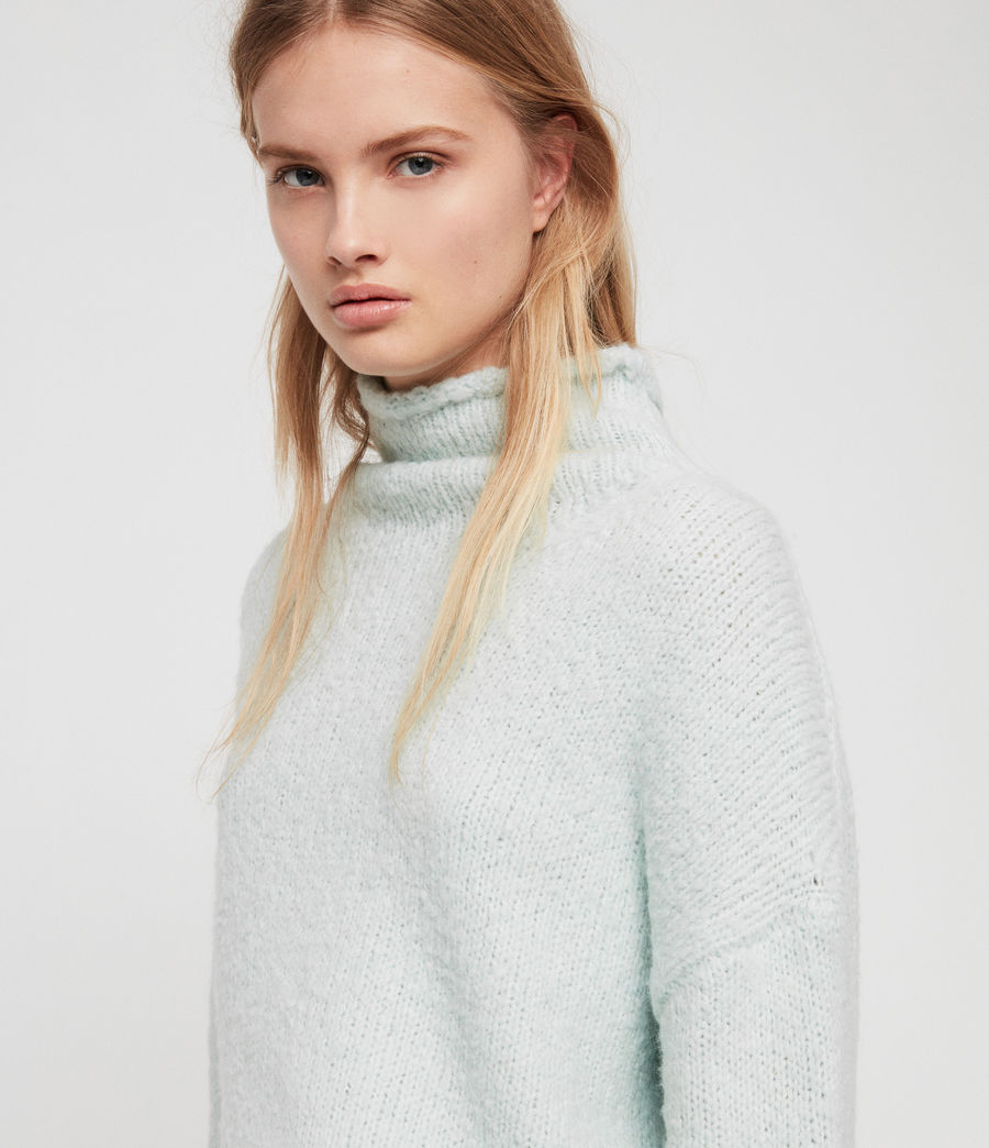 Women's Bay Jumper (cloud_blue) - Image 1