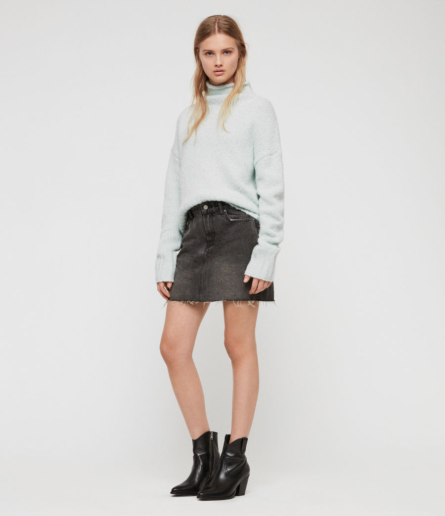 Women's Bay Jumper (cloud_blue) - Image 2