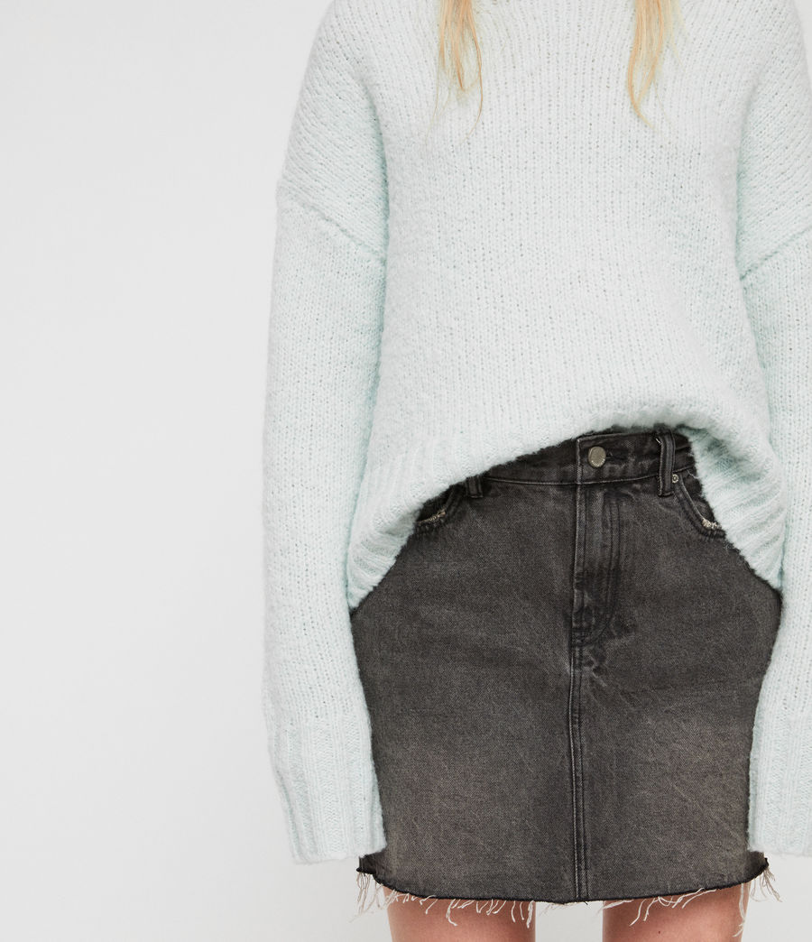 Women's Bay Jumper (cloud_blue) - Image 4