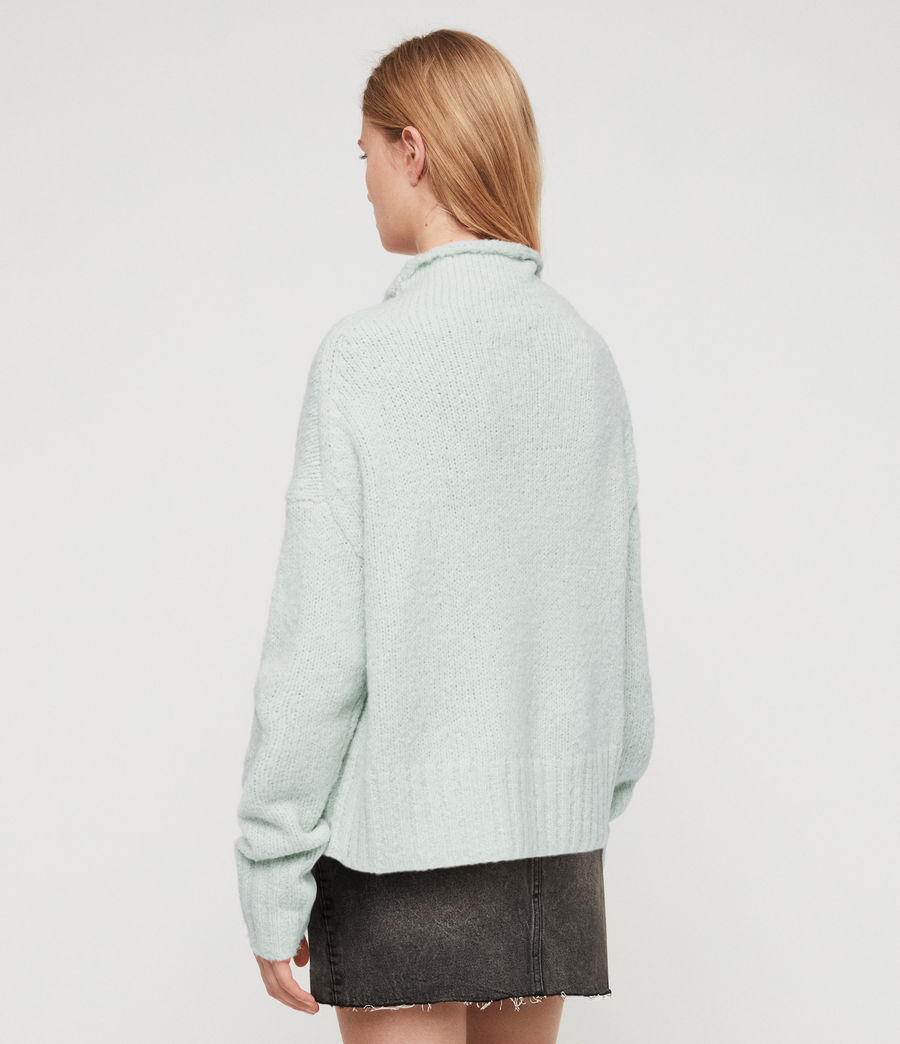 Women's Bay Jumper (cloud_blue) - Image 5