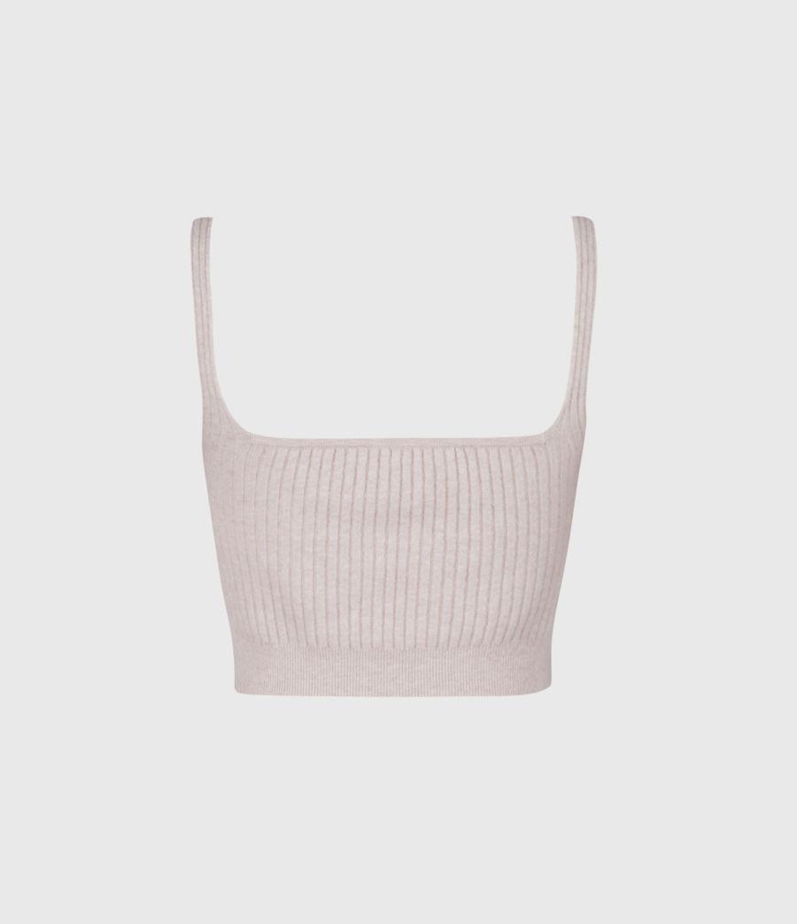 Women's Enya Crop Top (whisper_pink) - Image 3