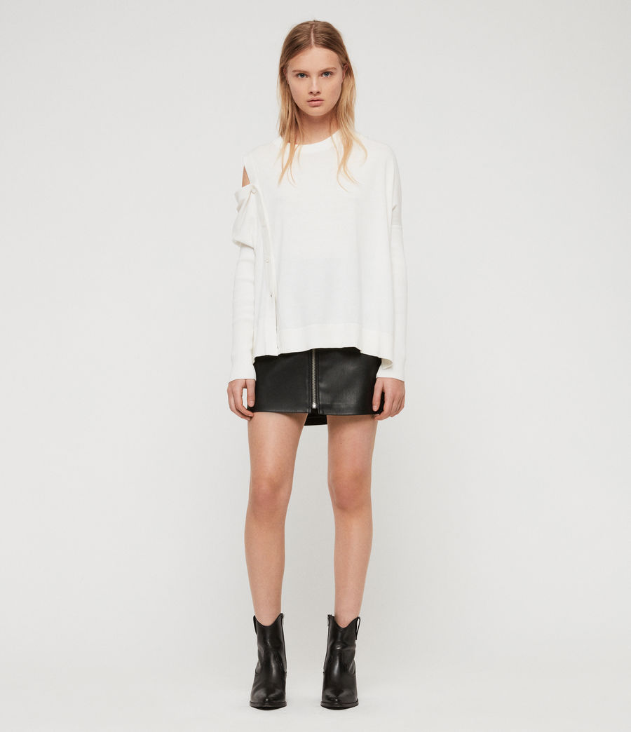 Women's Ria Jumper (chalk_white) - Image 3