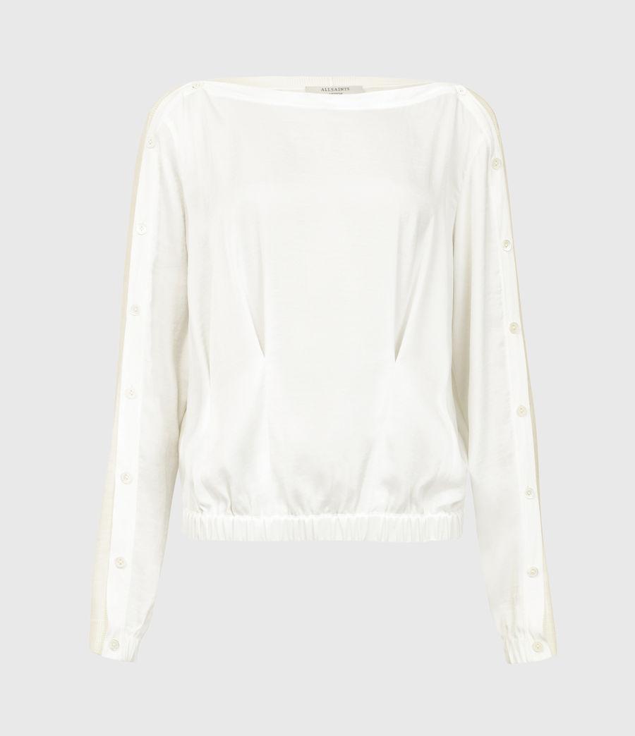 Womens Nova Sweater (chlk_wht_chlk_wht) - Image 1