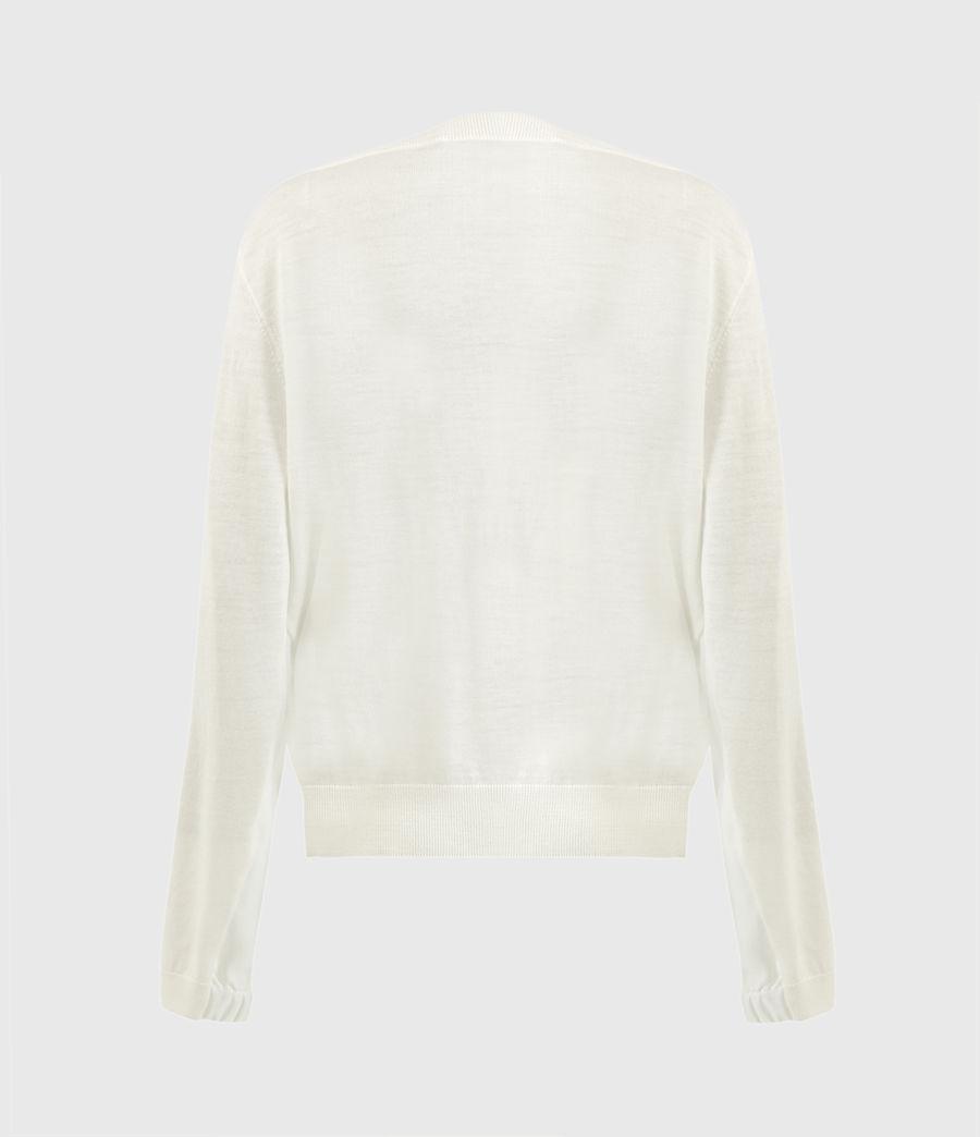 Womens Nova Sweater (chlk_wht_chlk_wht) - Image 2