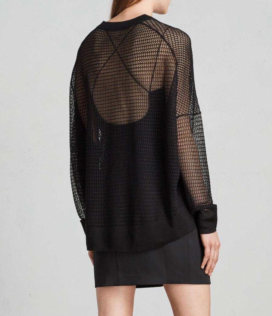 Mujer Jersey Rizo (black) - Image 5