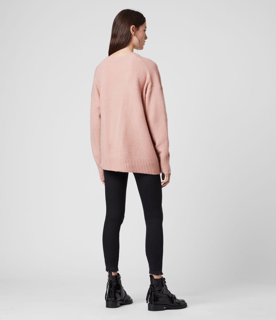 Damen Rufa Jumper (ballet_pink) - Image 4
