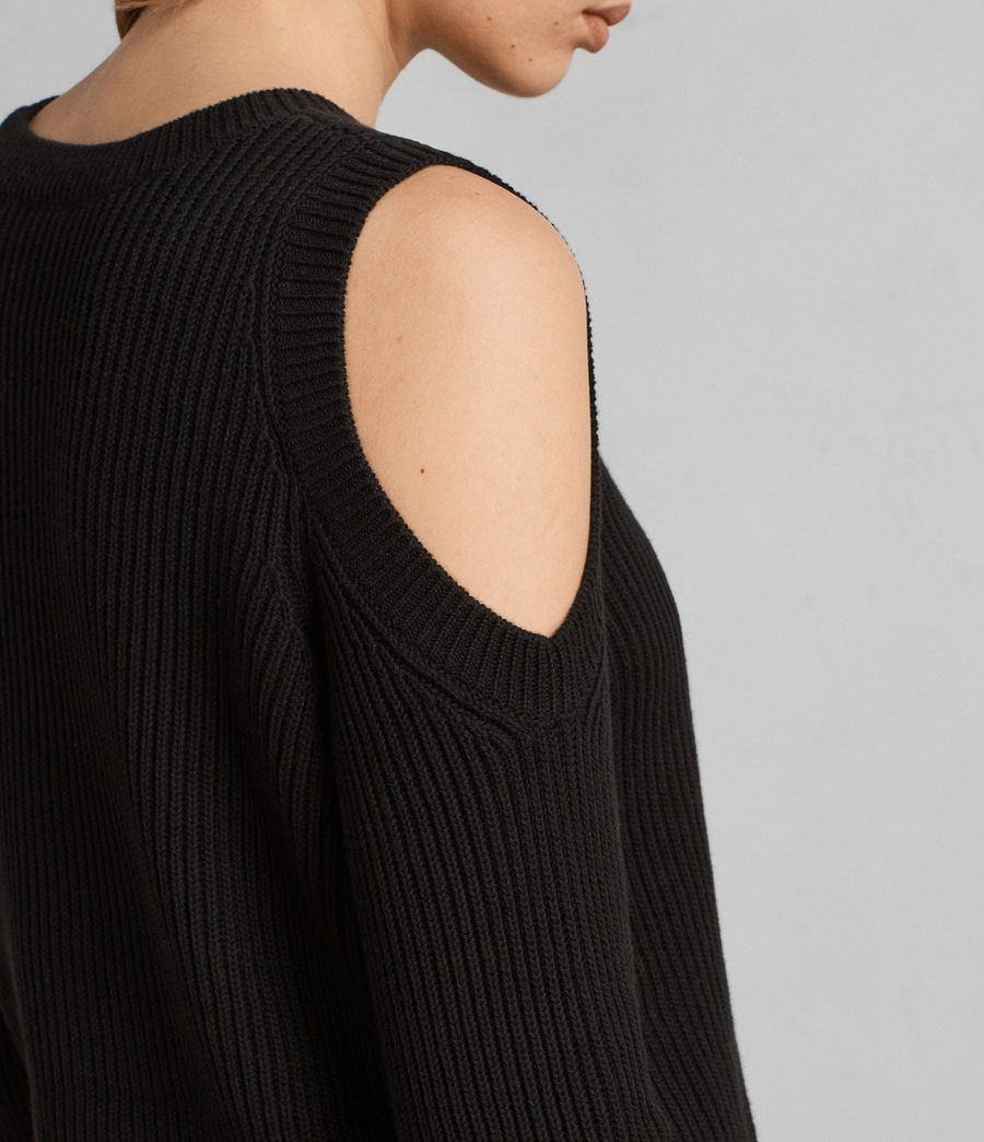 Mujer Jersey Pepper (black) - Image 2