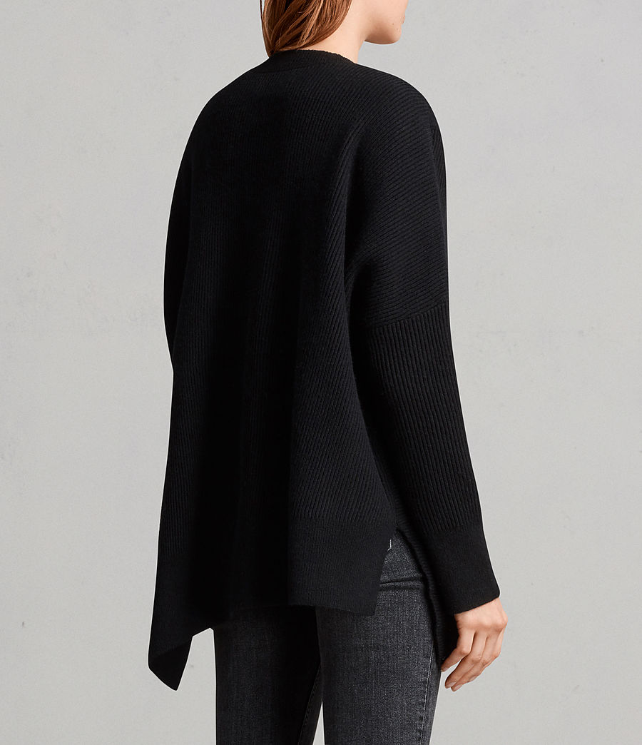 Women's Able Laced Jumper (black) - Image 5