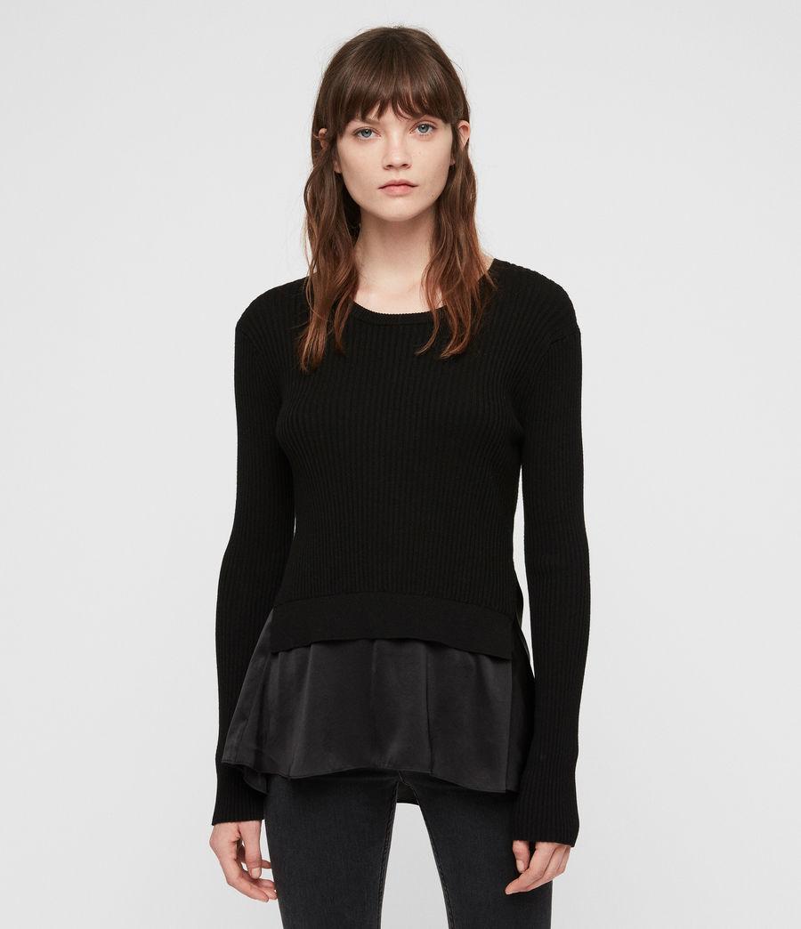 Mujer Jersey Taya (black) - Image 1