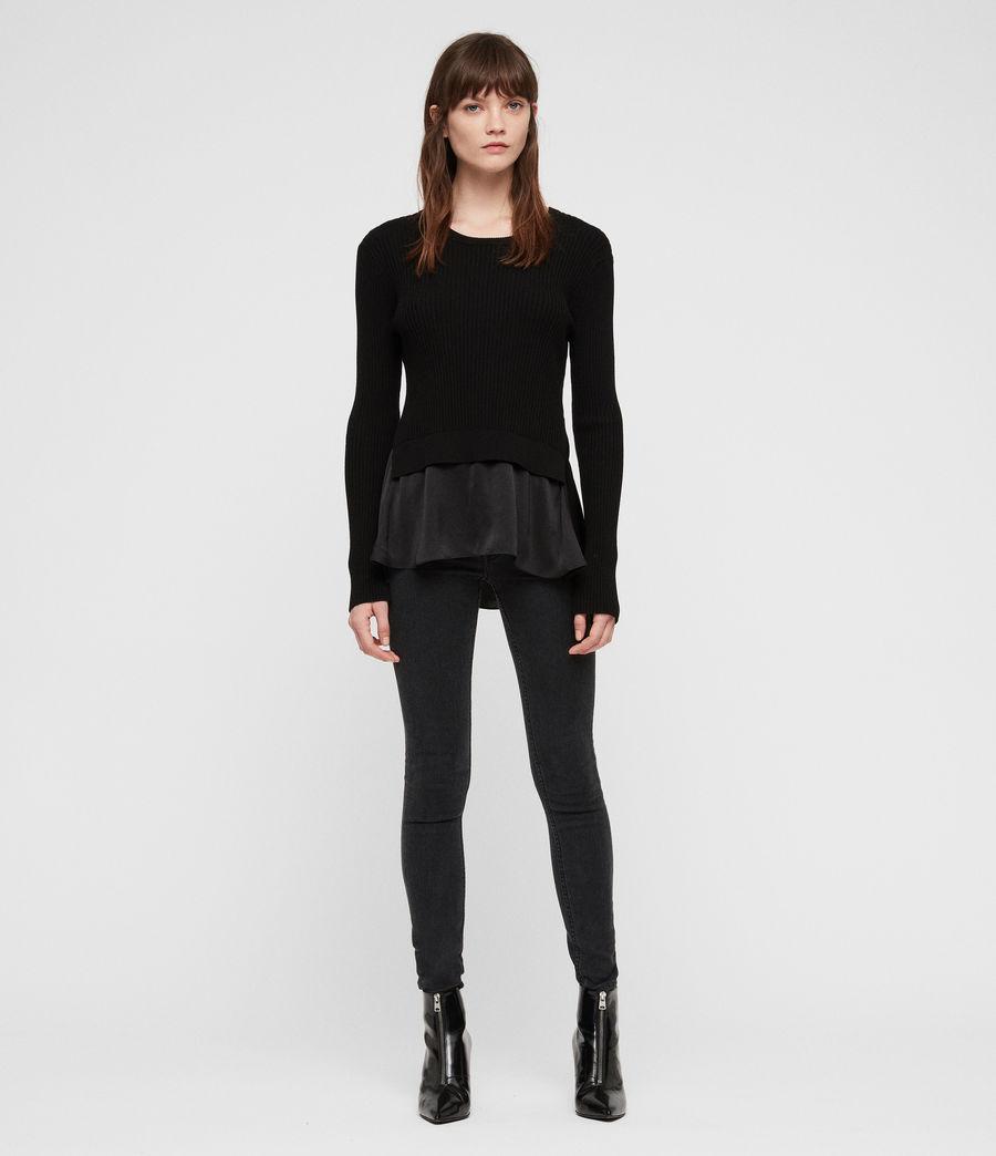 Mujer Jersey Taya (black) - Image 3