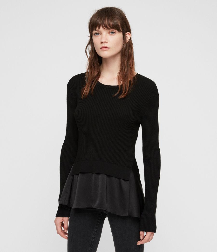 Mujer Jersey Taya (black) - Image 4