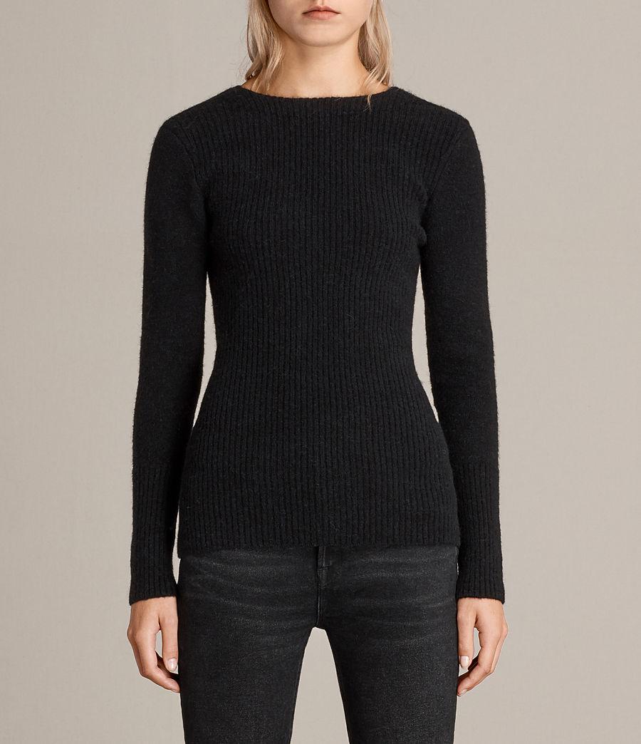 Damen Faria Pullover (black) - Image 2