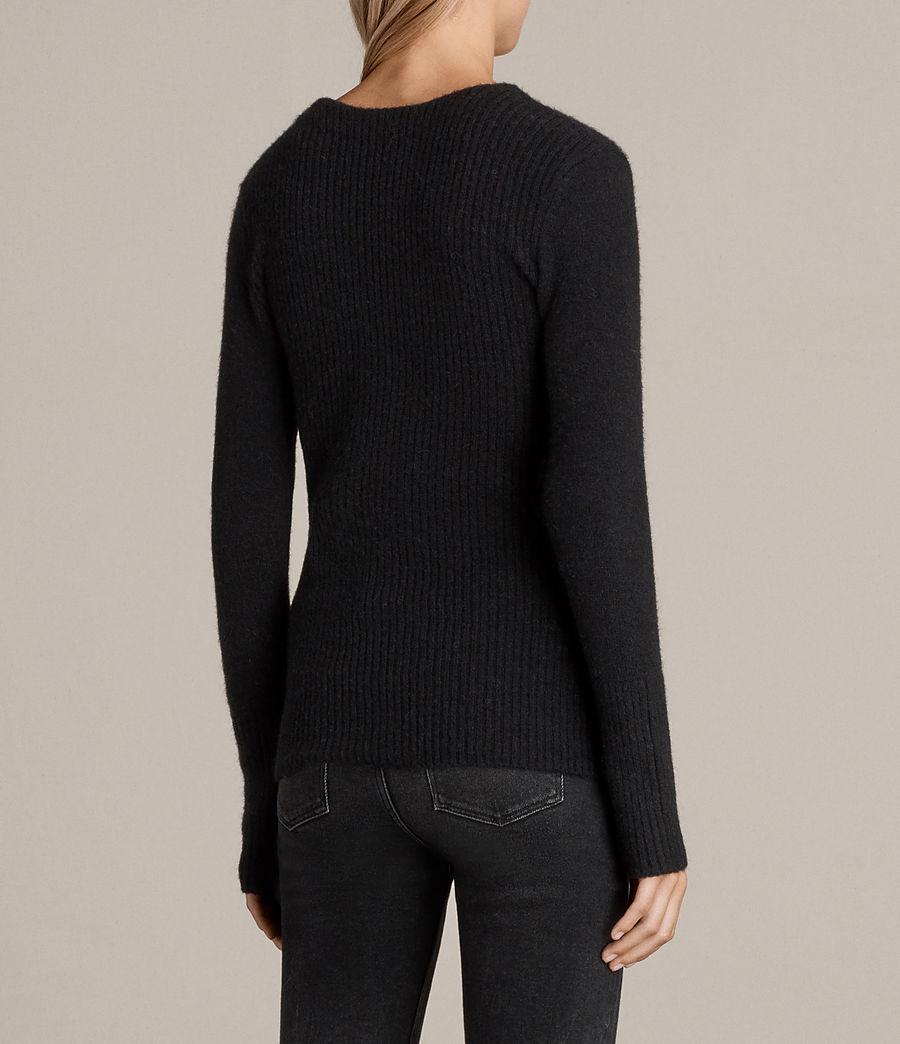 Damen Faria Pullover (black) - Image 5