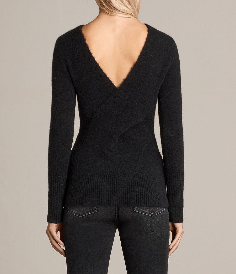 Damen Faria Pullover (black) - Image 6