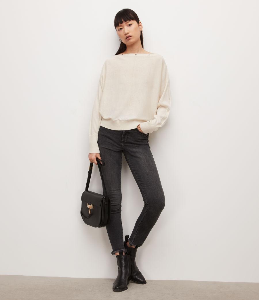 Damen Eli Pullover (cream_white) - Image 3