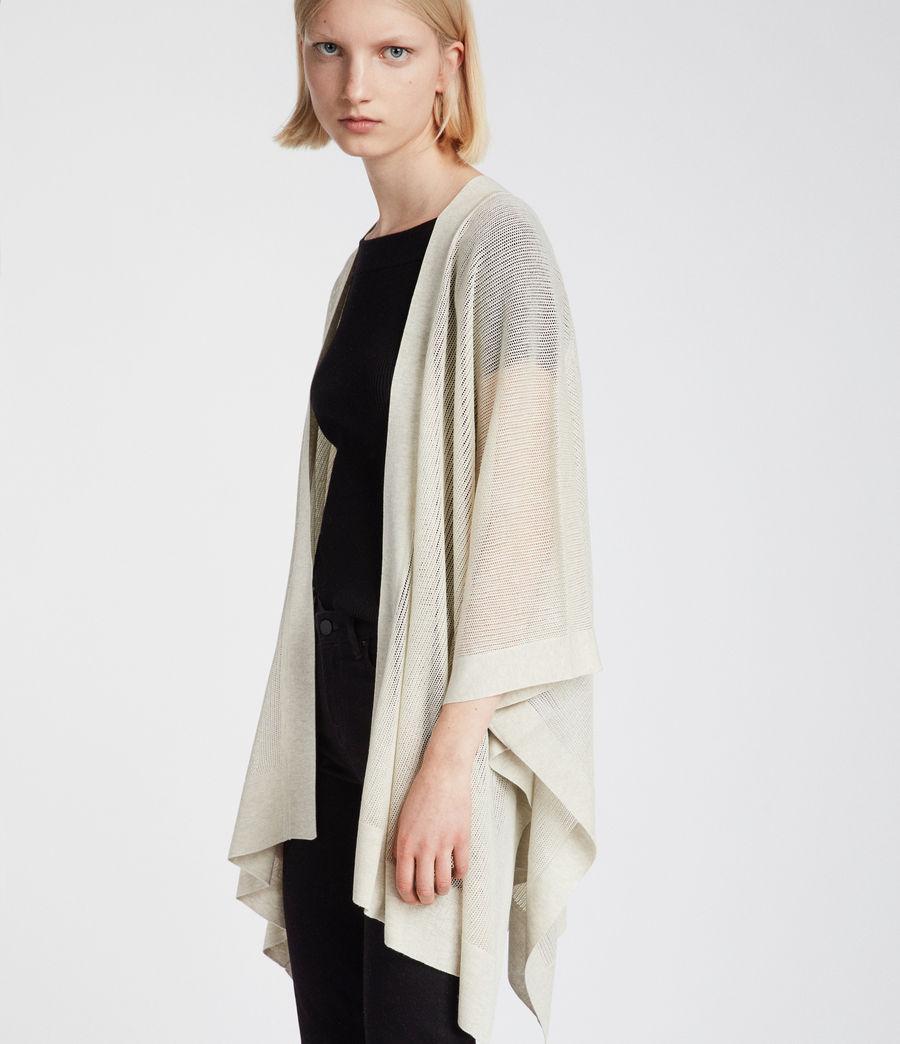 Donne Kimono Bishi (linen_white) - Image 2