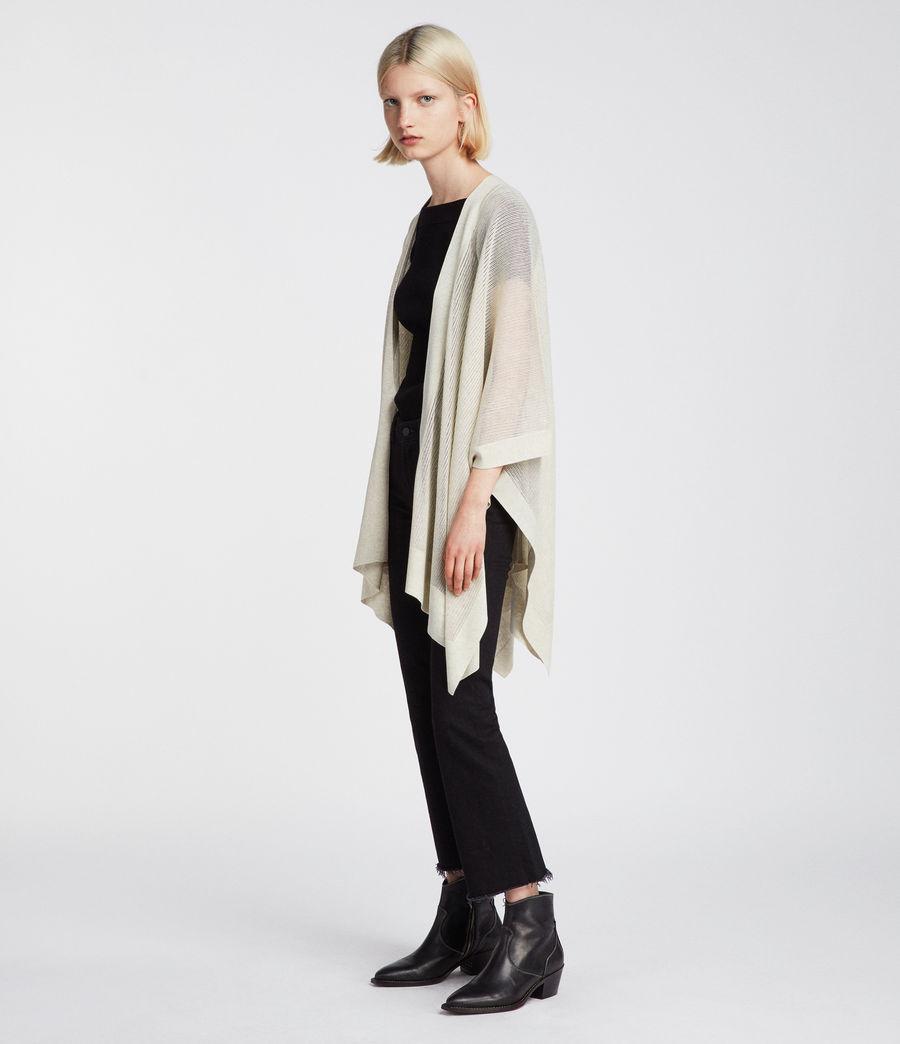 Donne Kimono Bishi (linen_white) - Image 3