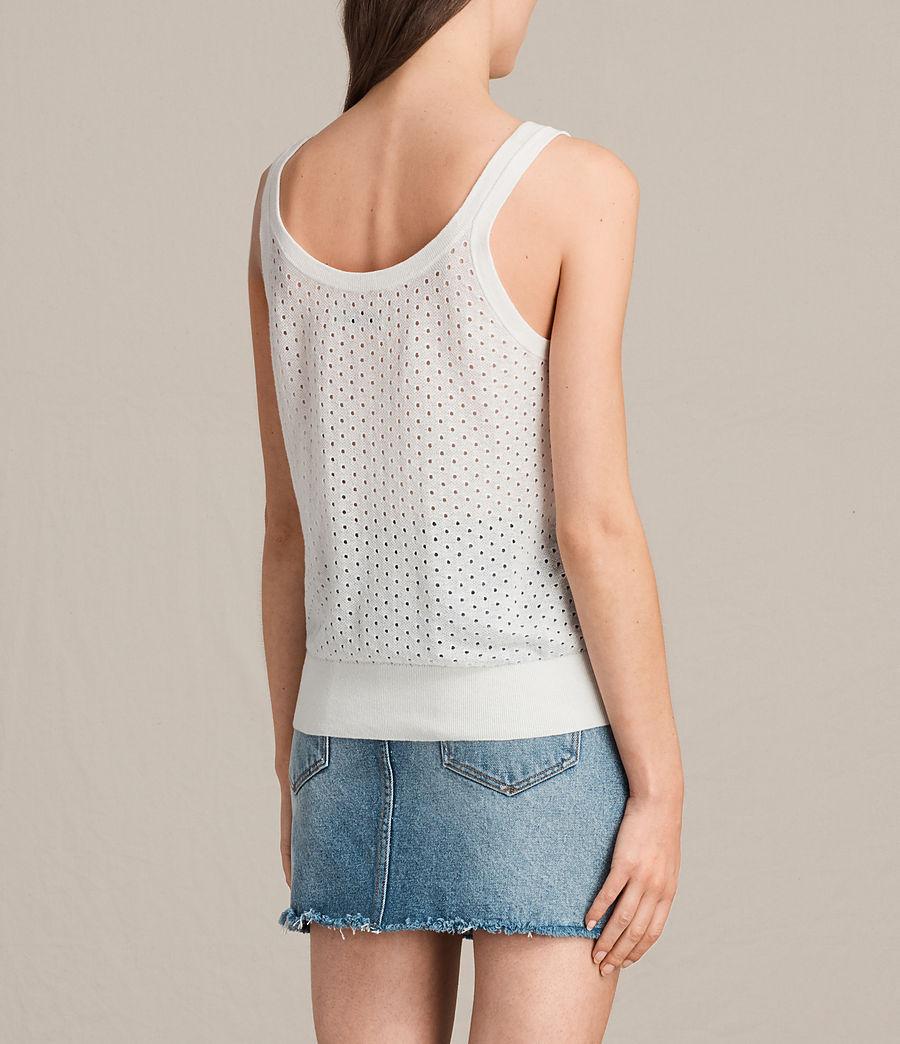 Damen Covey Vest (chalk_white) - Image 2