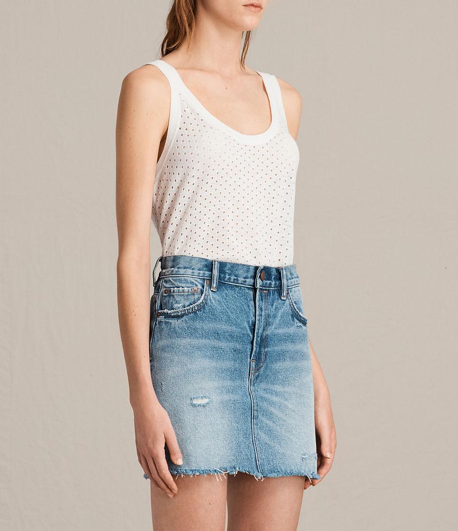 Damen Covey Vest (chalk_white) - Image 3
