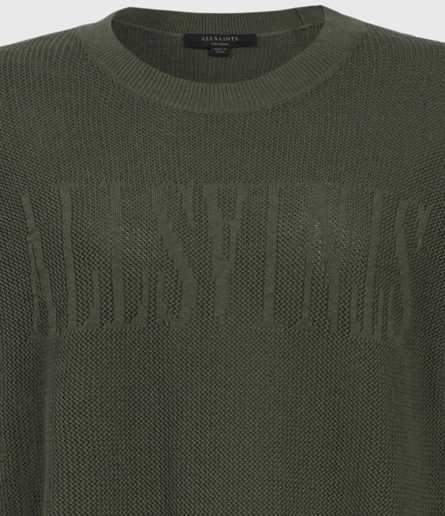 Womens Vita Sweater (khaki_green) - Image 3