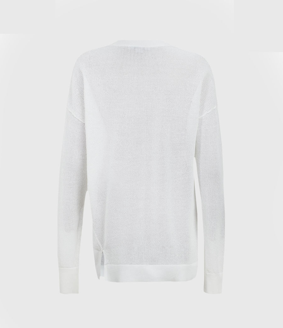 Women's Vita Jumper (optic_white) - Image 2