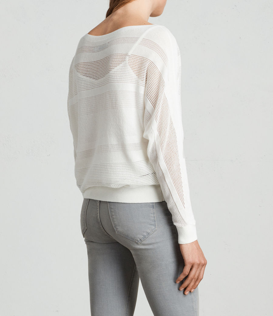 Damen Springs Pullover (chalk_white) - Image 4