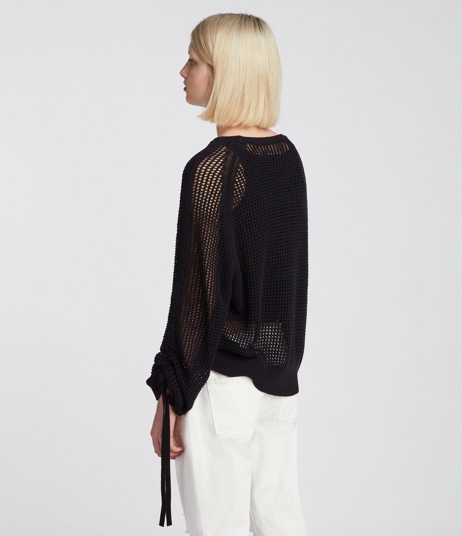 Mujer Jersey Zano Mesh (black) - Image 5