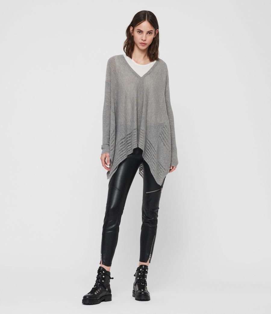 Mujer Jersey Mara V (pale_grey) - Image 1