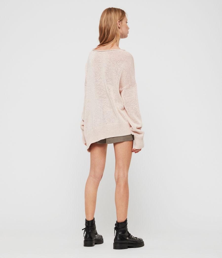 Mujer Suéter Nadine (plaster_pink) - Image 5
