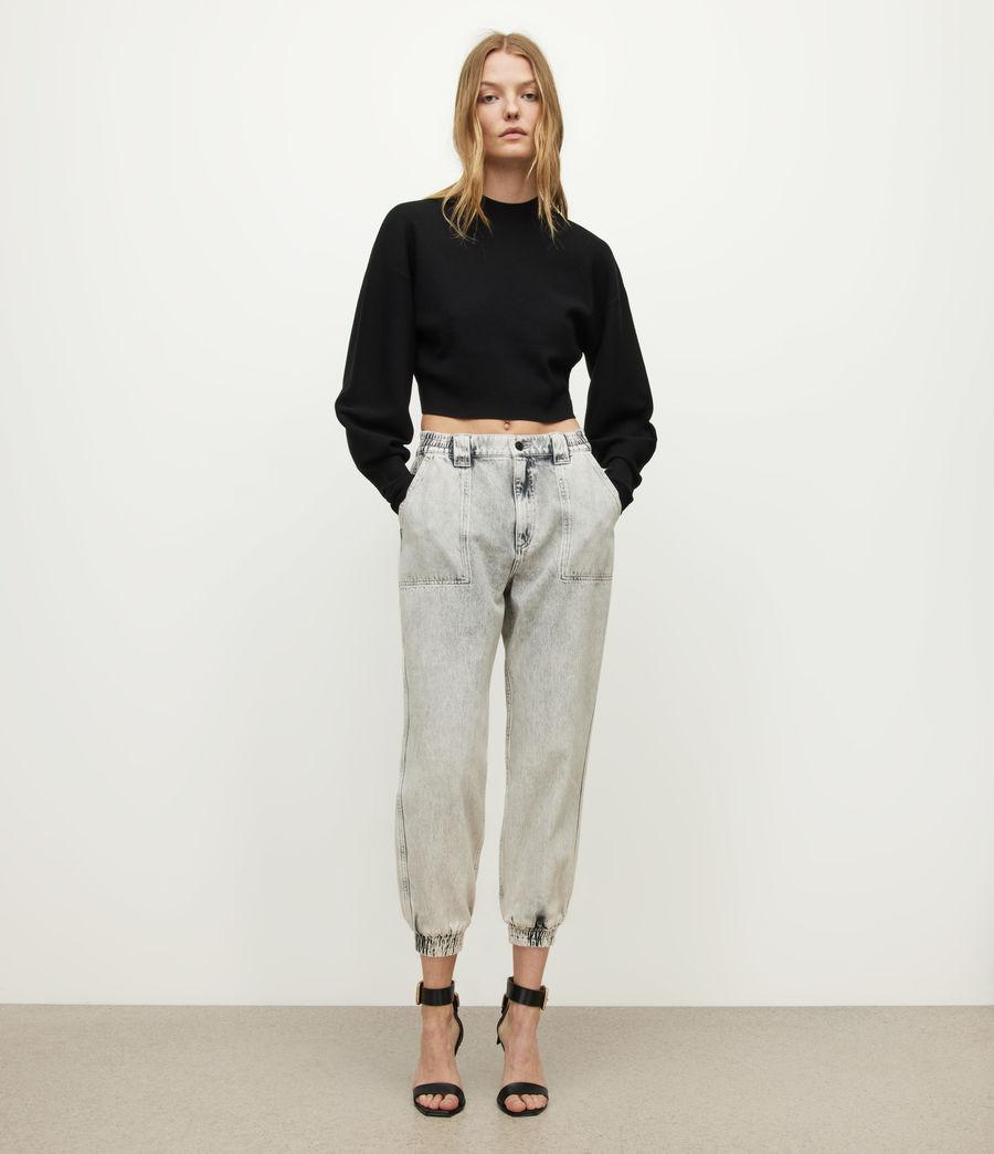 Damen Dimia Jumper (black) - Image 2