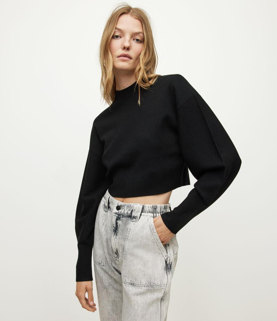 Damen Dimia Jumper (black) - Image 3