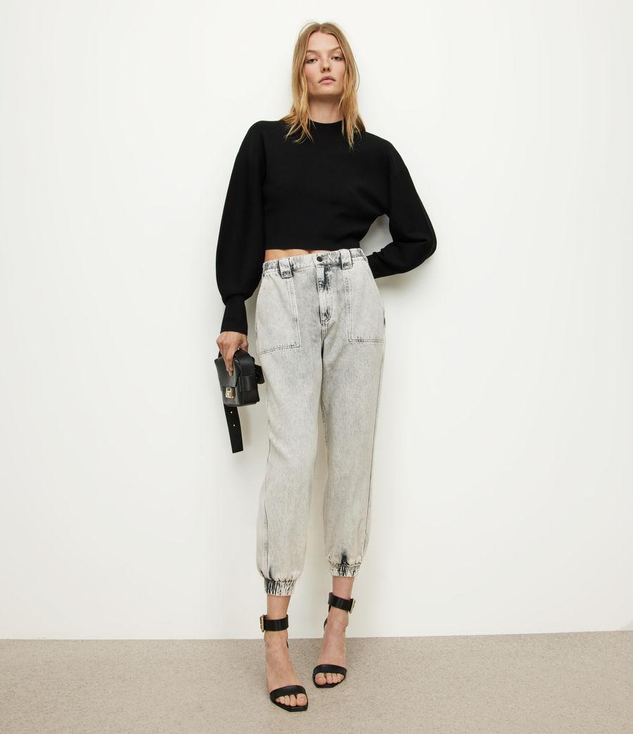 Damen Dimia Jumper (black) - Image 4