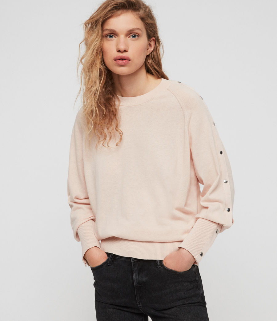 Womens Suri Sweater (khaki) - Image 1