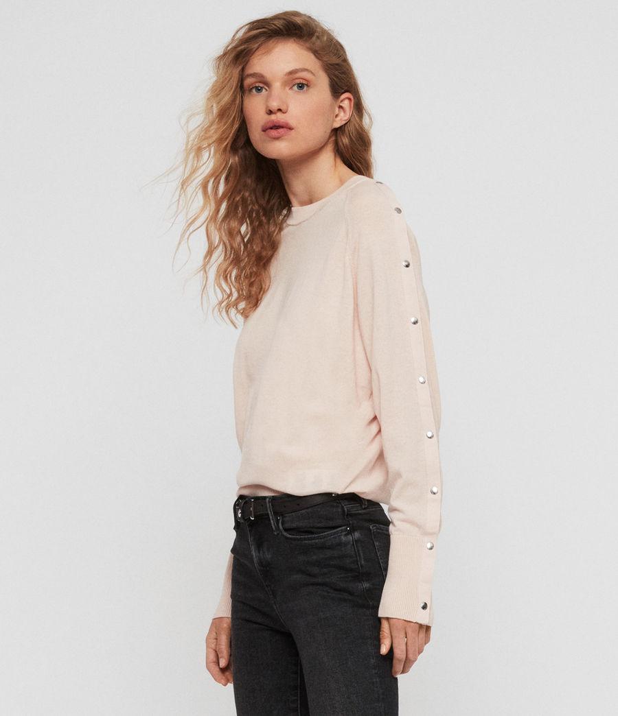 Womens Suri Sweater (khaki) - Image 3