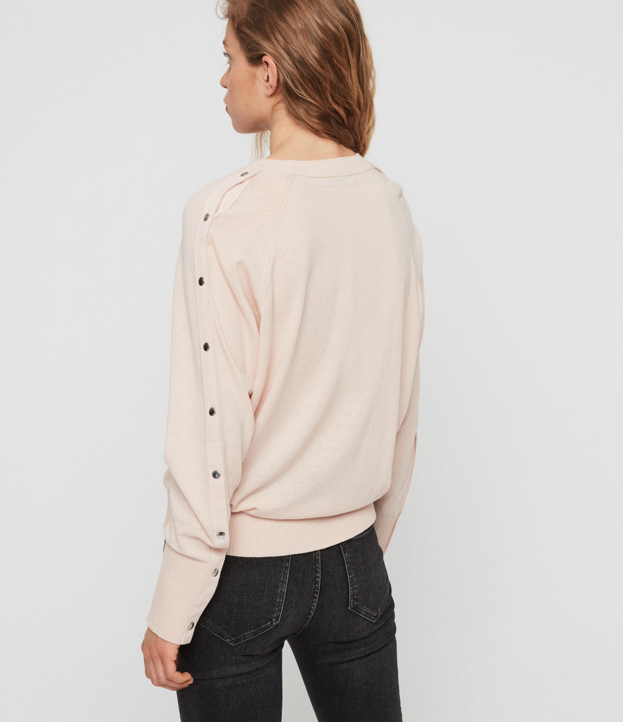 Womens Suri Sweater (khaki) - Image 4