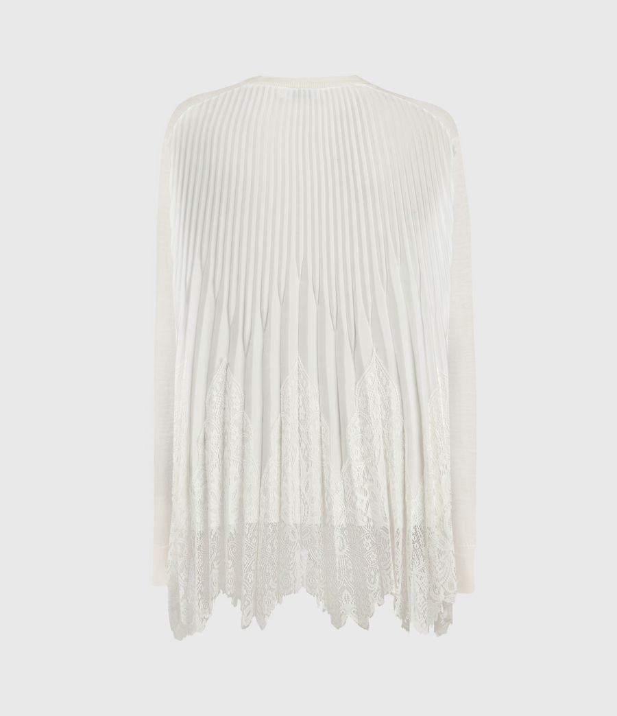 Women's Aspyn Lea Jumper (chalk_white) - Image 2