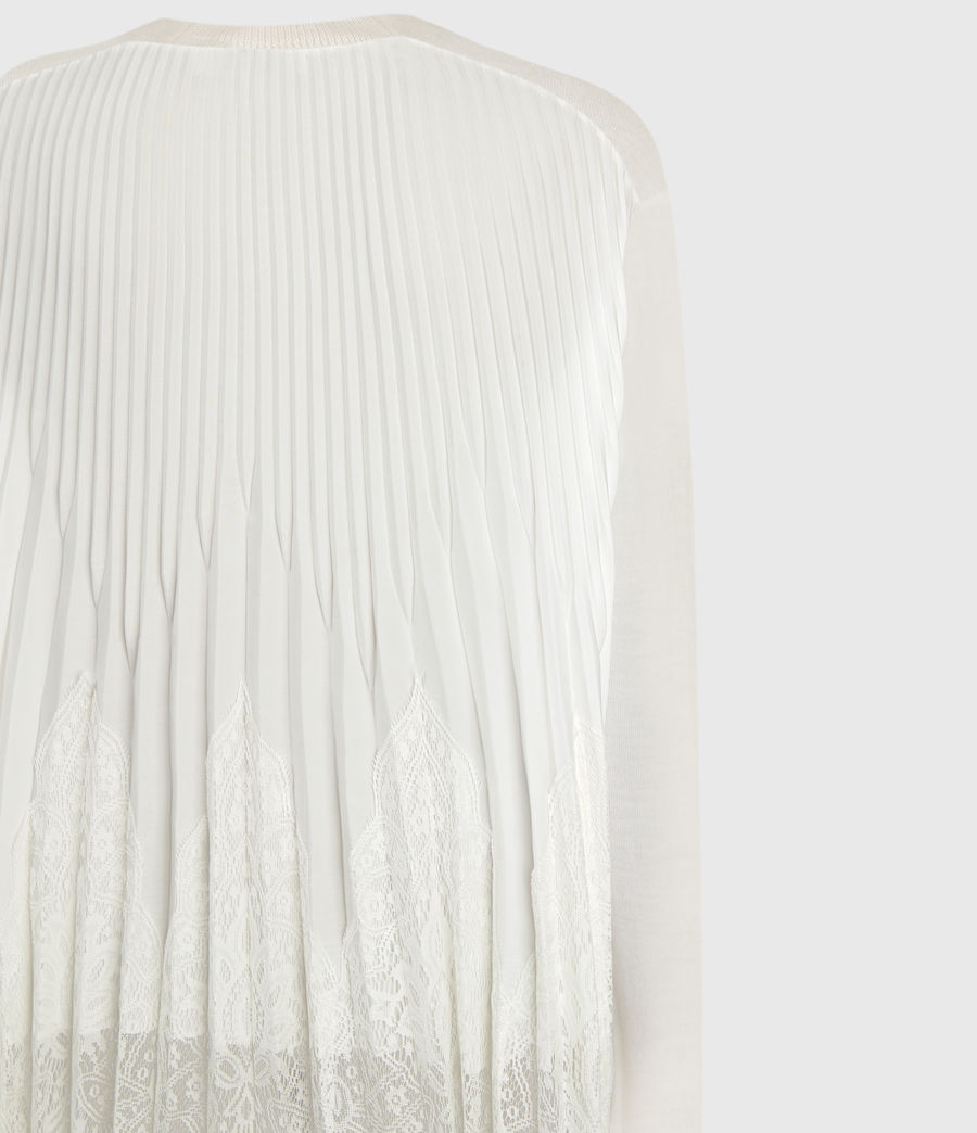 Women's Aspyn Lea Jumper (chalk_white) - Image 3