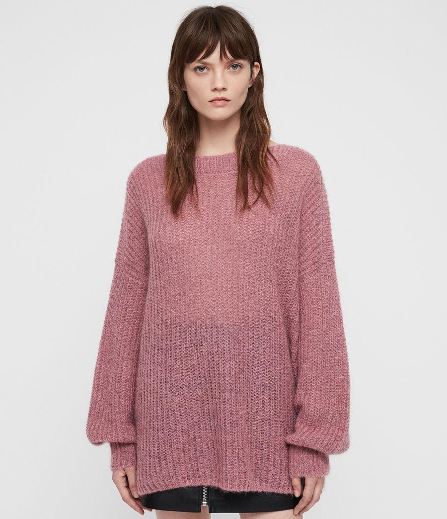 Mujer Renne Sweater (pink_twist) - Image 3