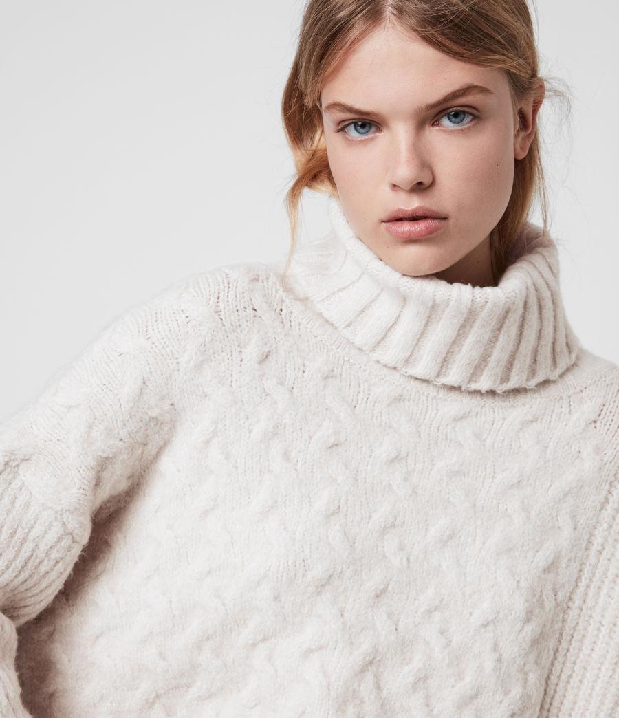 Women's Liliya Jumper (dune_white) - Image 2