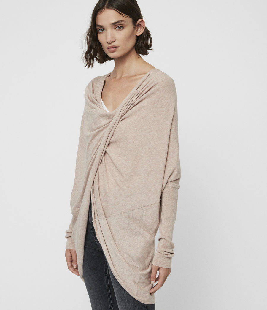 Women's Itat Shrug (whisper_pink) - Image 5