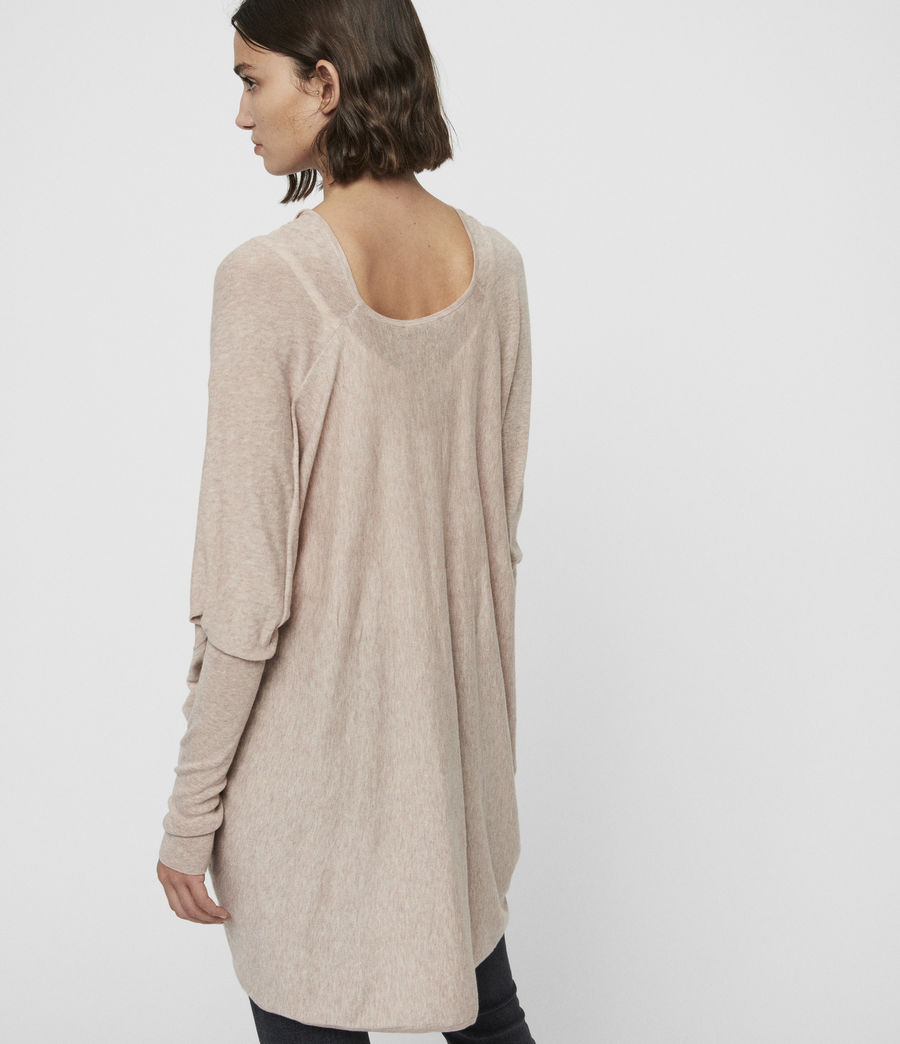 Womens Itat Shrug (whisper_pink) - Image 6