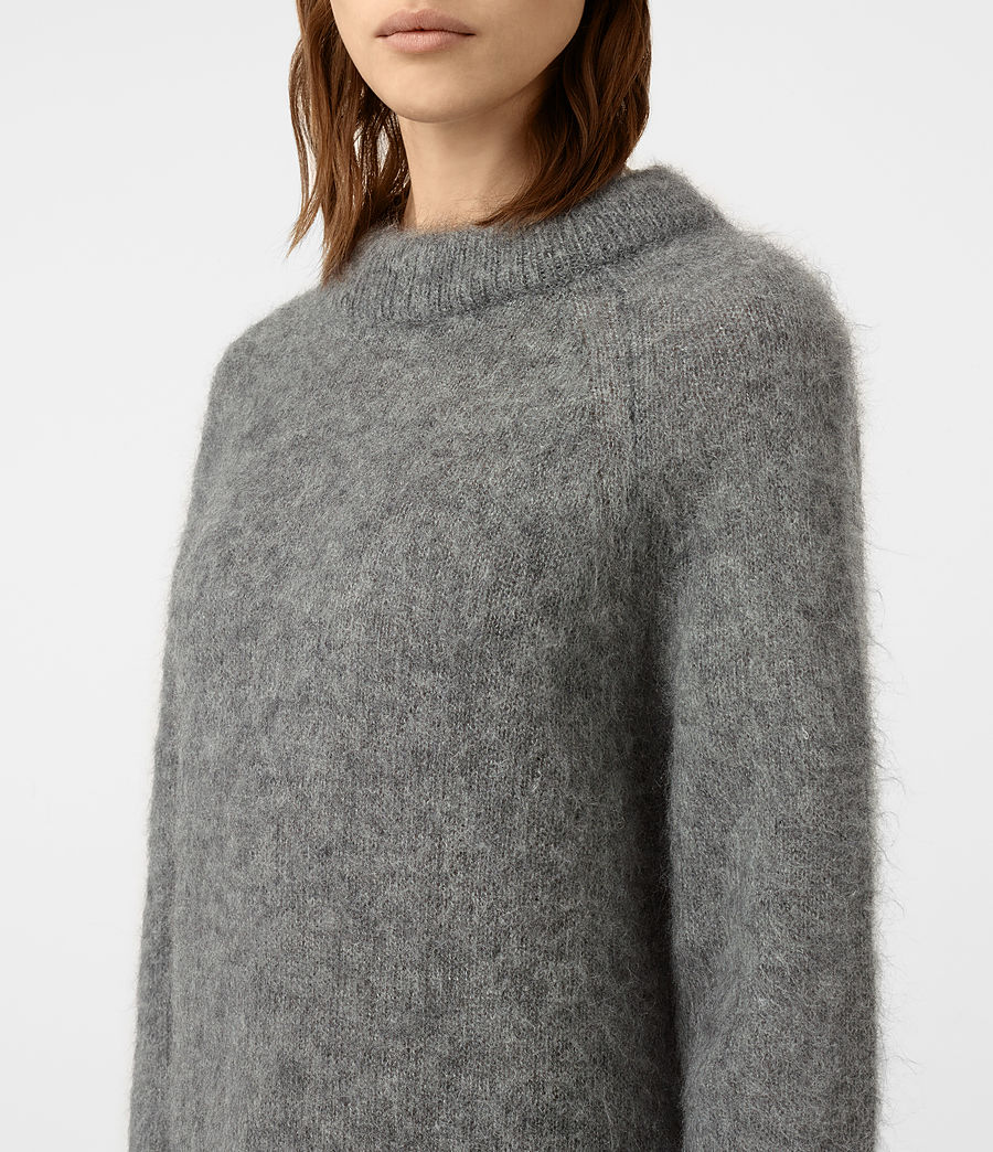 Womens Quant Sweater (light_grey) - Image 2