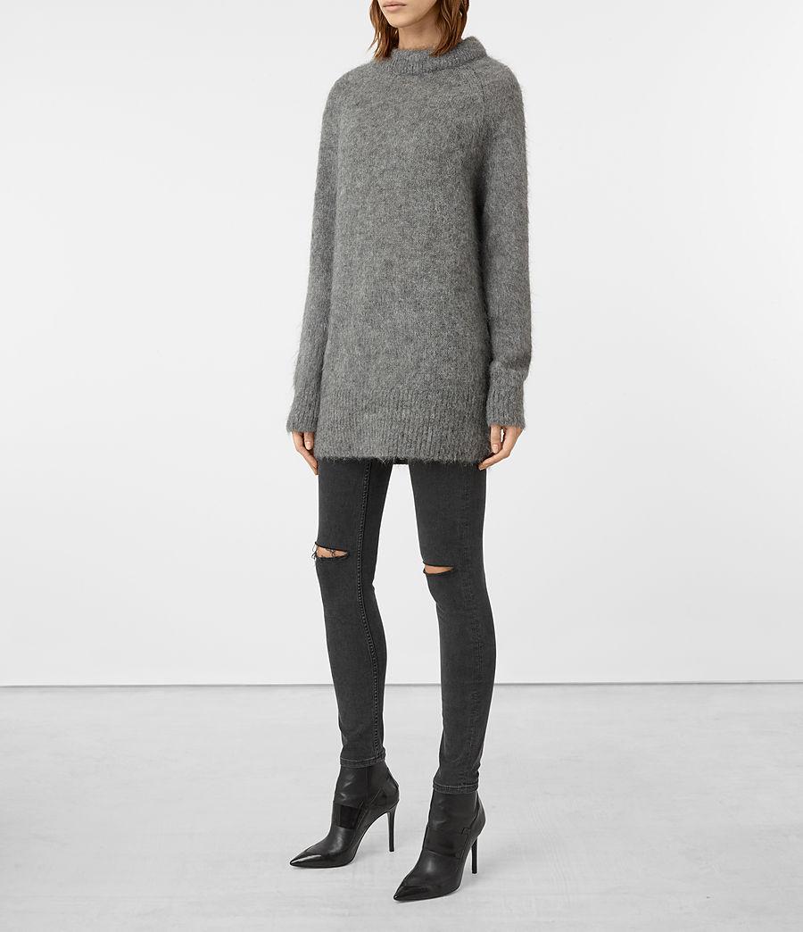 Womens Quant Sweater (light_grey) - Image 3