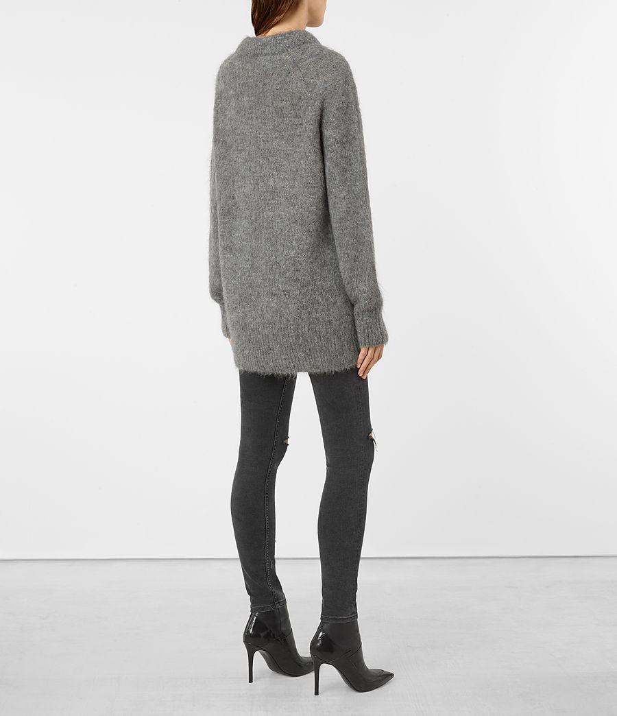 Womens Quant Sweater (light_grey) - Image 4
