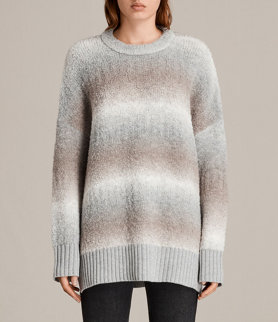 Mujer Jersey Ikarus (taupe_marl) - Image 1
