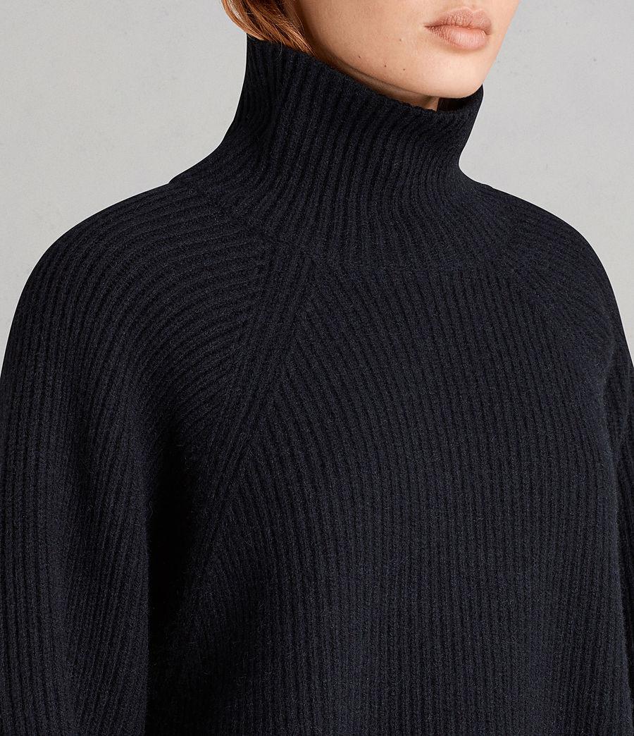 Damen Jones Pullover (ink_blue) - Image 2