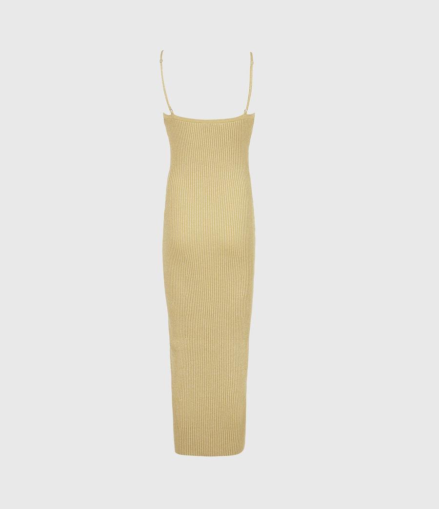 Women's Lexi Dress (gold) - Image 3