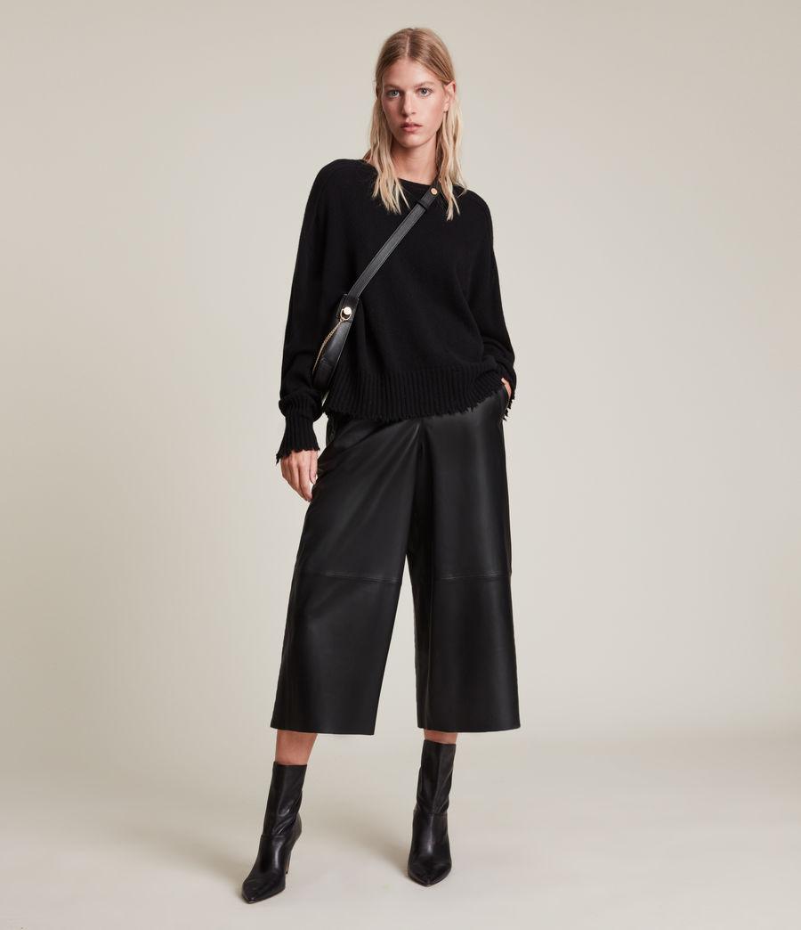 Damen Leah Culottes (black) - Image 1