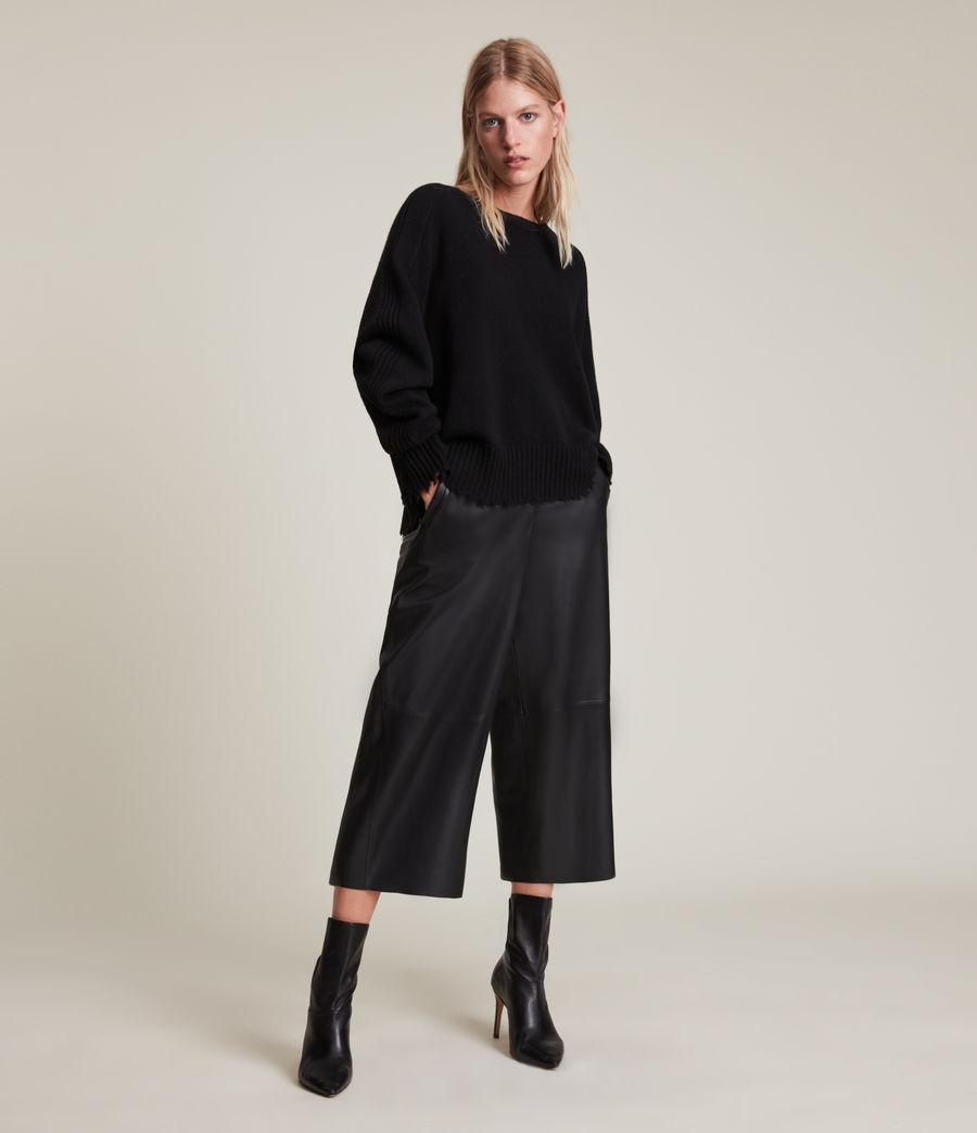 Damen Leah Culottes (black) - Image 3